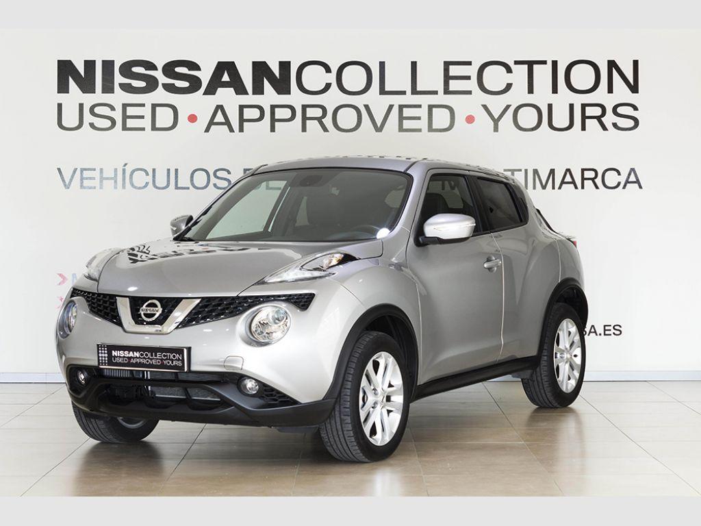 Nissan JUKE 1.5 dCi ACENTA segunda mano Madrid