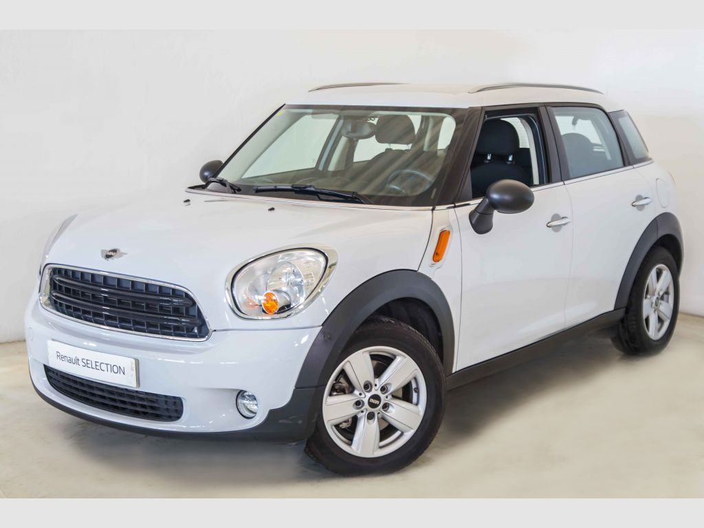 Mini Countryman One D Countryman 2015 123287 Light White Sólido
