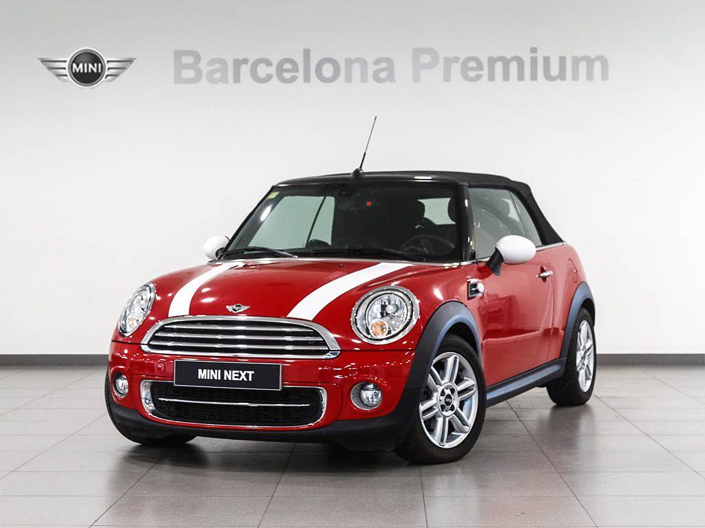 Mini Mini Cooper D Cabrio segunda mano Barcelona