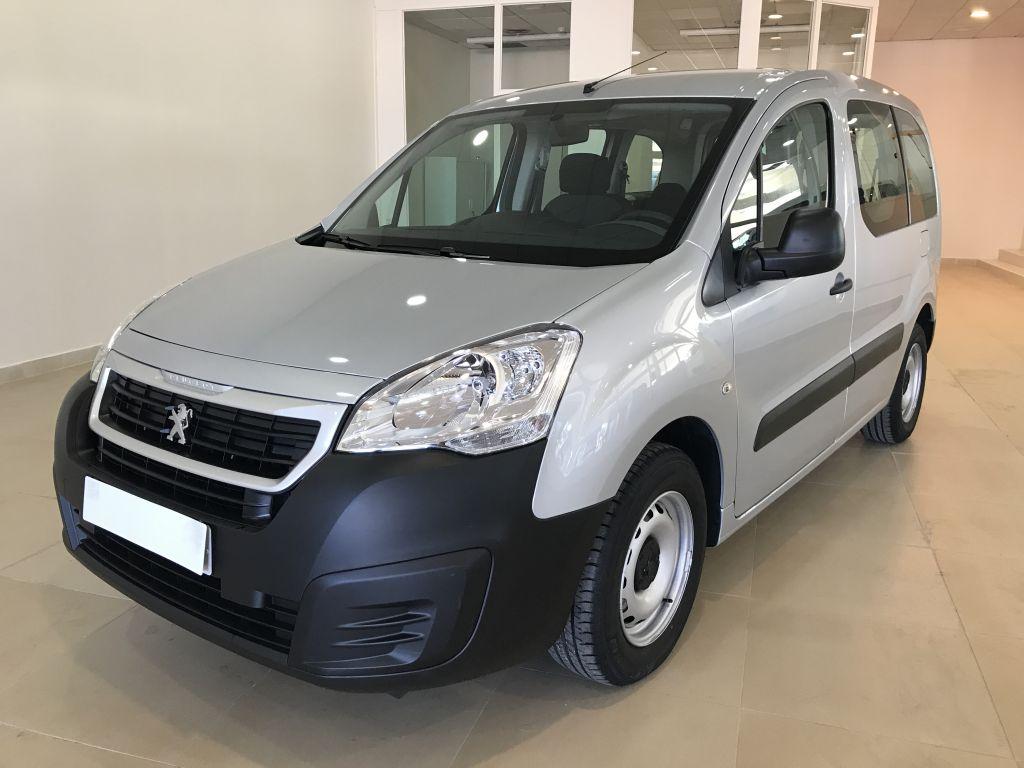 Peugeot Partner TEPEE Access BlueHDi 1.6 HDi 73KW (100) segunda mano Cádiz