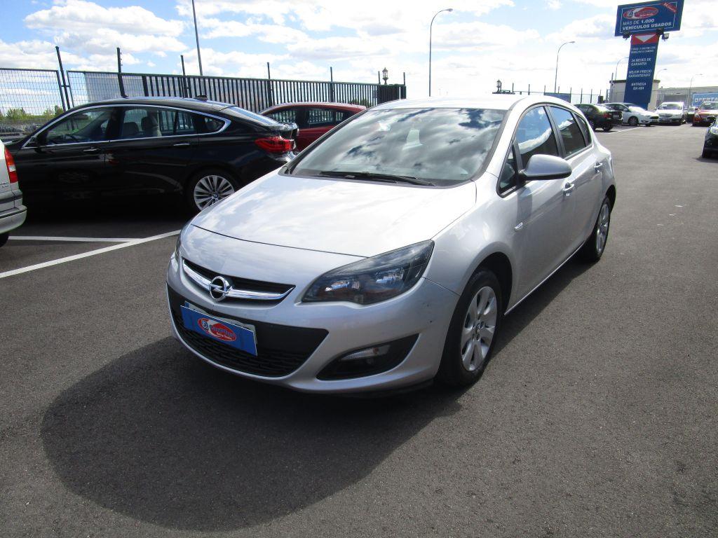 Opel Astra 1.6 CDTi S/S 110 CV Business segunda mano Madrid