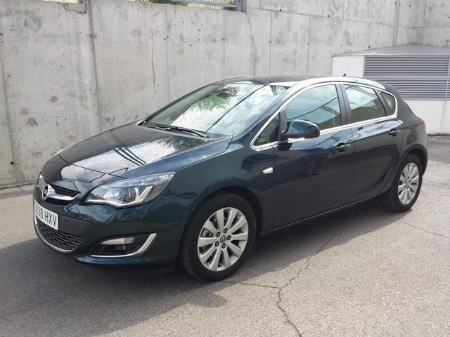 Opel Astra segunda mano