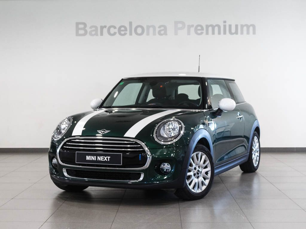 Mini Mini One D 2015 84431 British Racing Green Metalizada Segunda