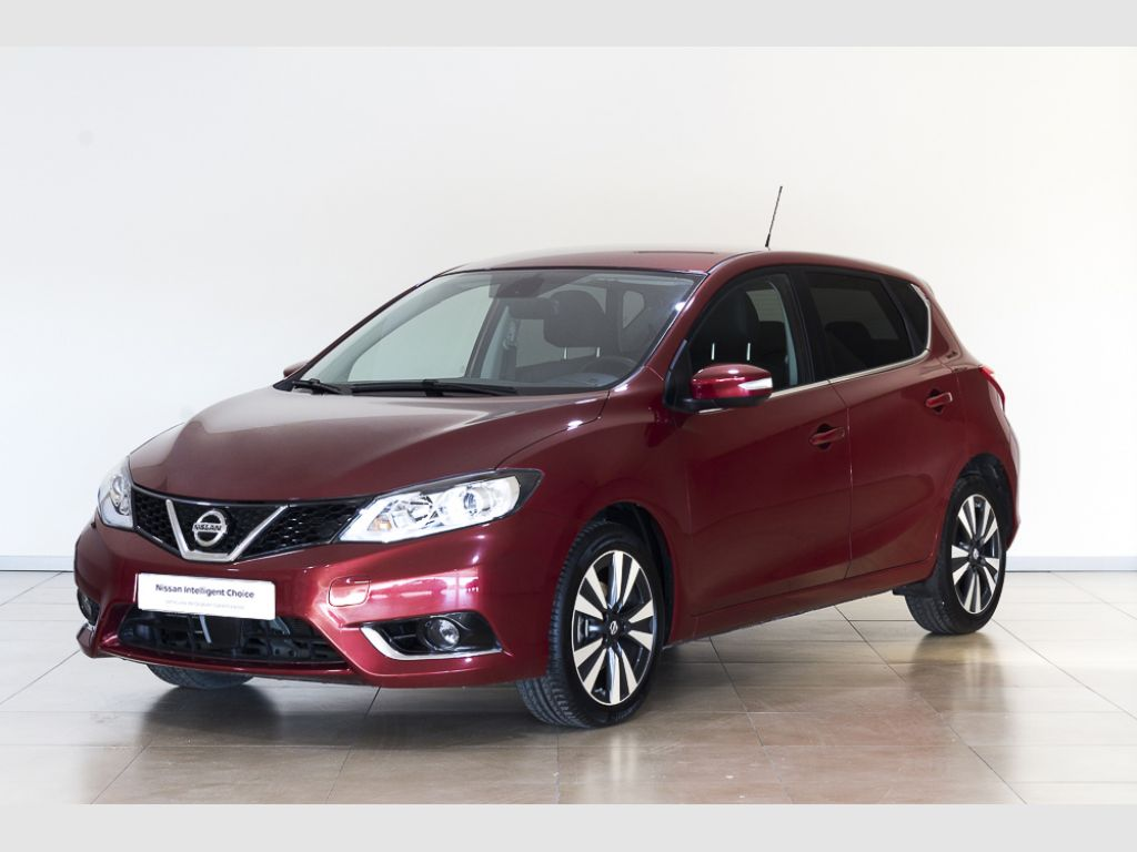Nissan PULSAR 1.2 DIG-T N-CONNECTA XTRONIC segunda mano Madrid