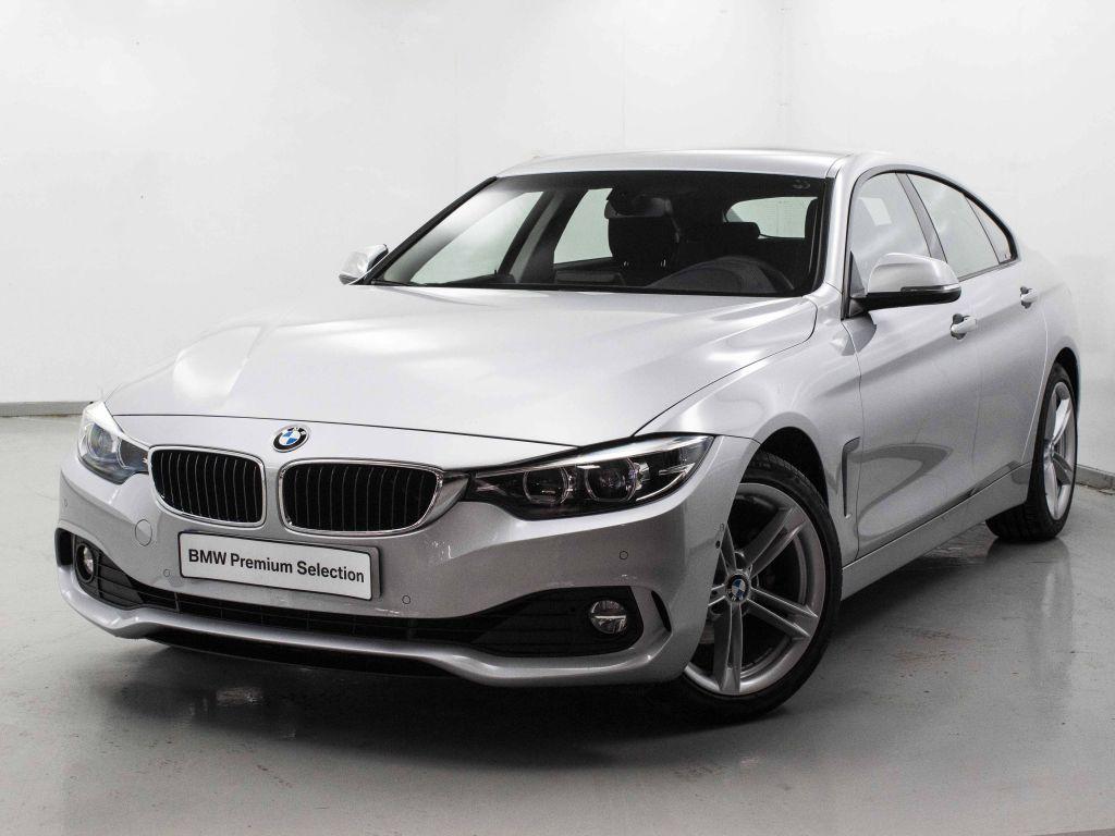 BMW Serie 4 420i Gran Coupe segunda mano Madrid