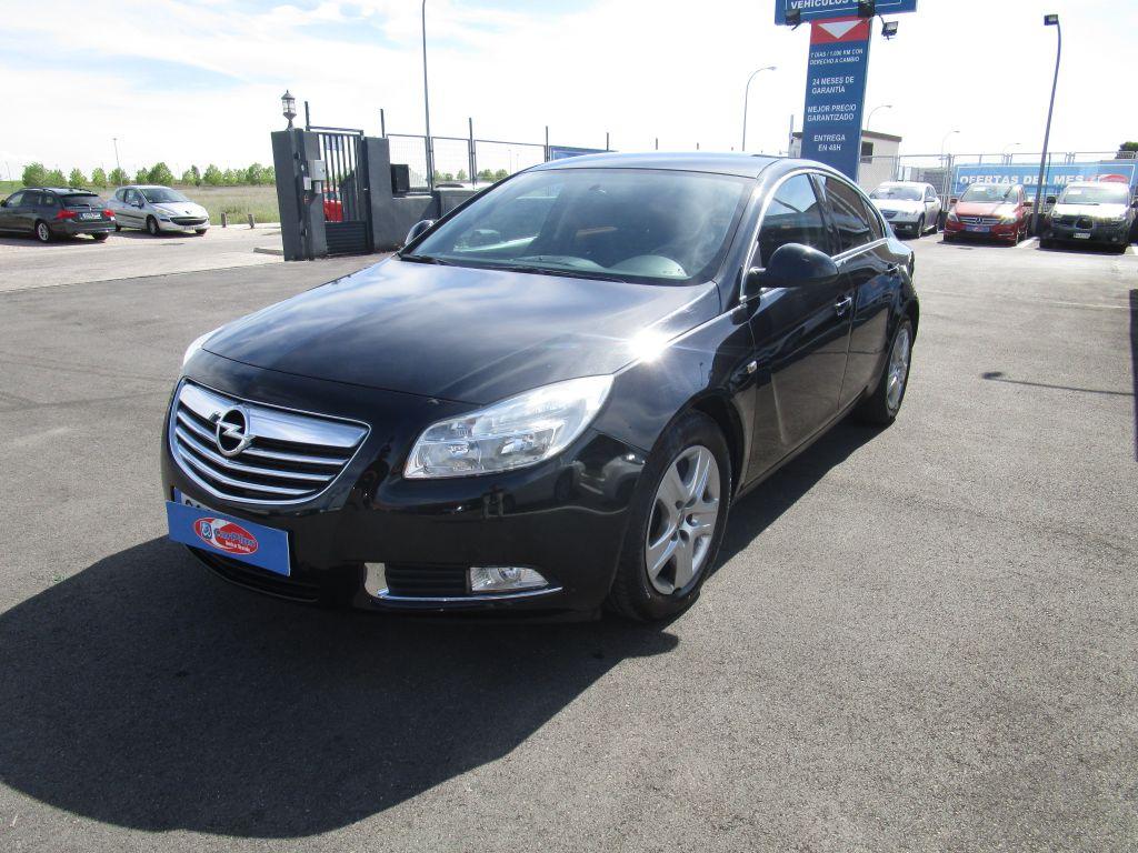 Opel Insignia 2.0CDTI ecoFLEX Start&Stop 140 Selective segunda mano Madrid