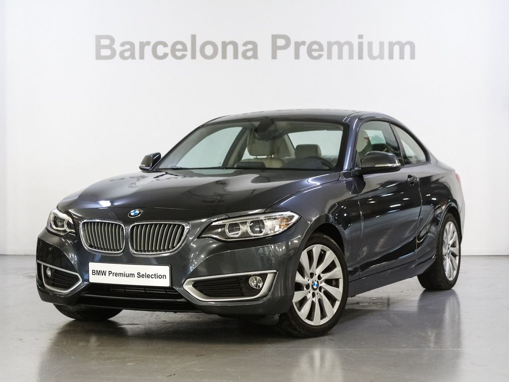 BMW Serie 2 220d segunda mano Barcelona