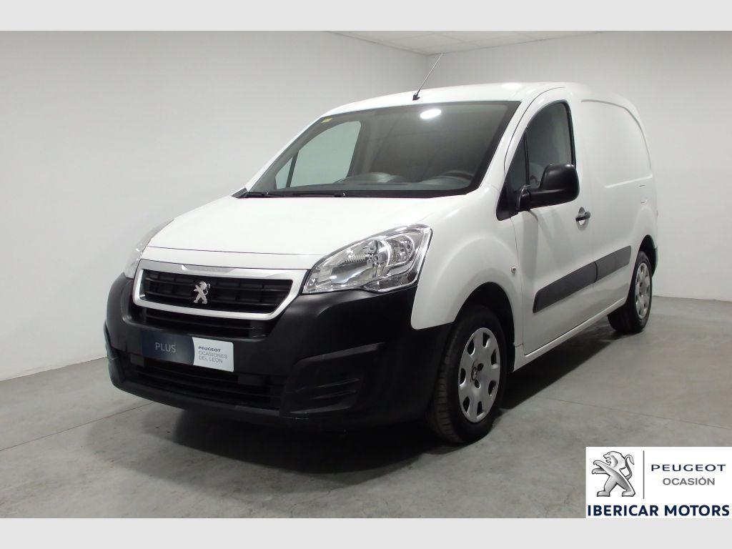 Peugeot Partner Furgón Confort L1 1.6 HDi 75 segunda mano Málaga