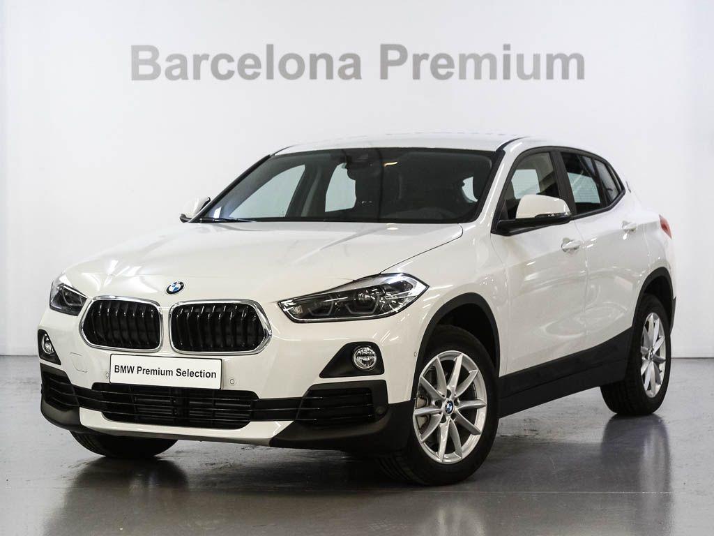 BMW X2 sDrive18d segunda mano Barcelona