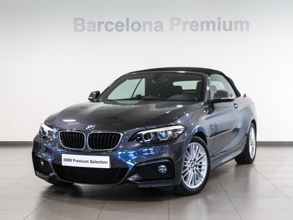 BMW Serie 2 220iA segunda mano Barcelona