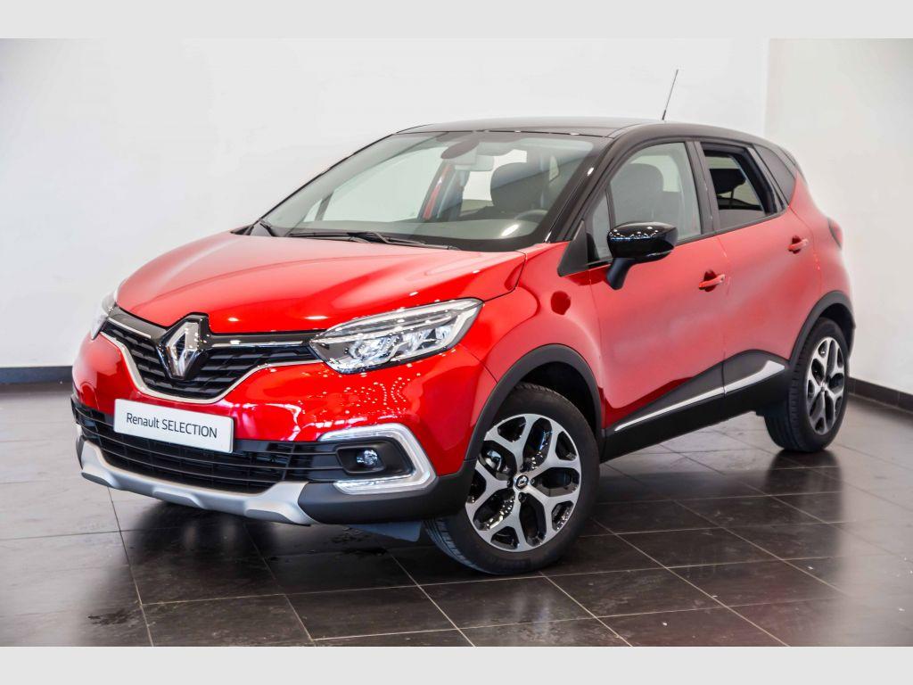 Renault Captur Zen Energy TCe 66kW (90CV) -18 segunda mano Lugo