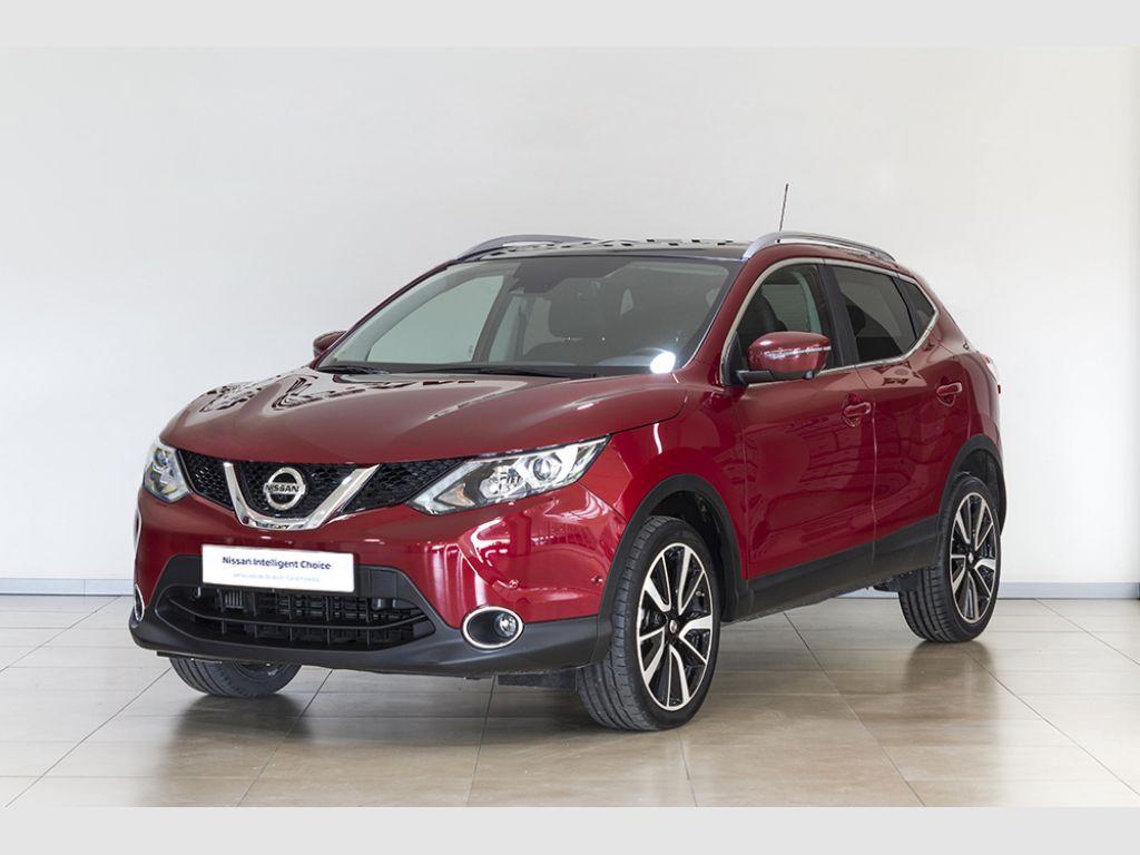 Nissan Qashqai Dci 96 Kw 130 Cv Xtronic 4x2 Tekna 2017