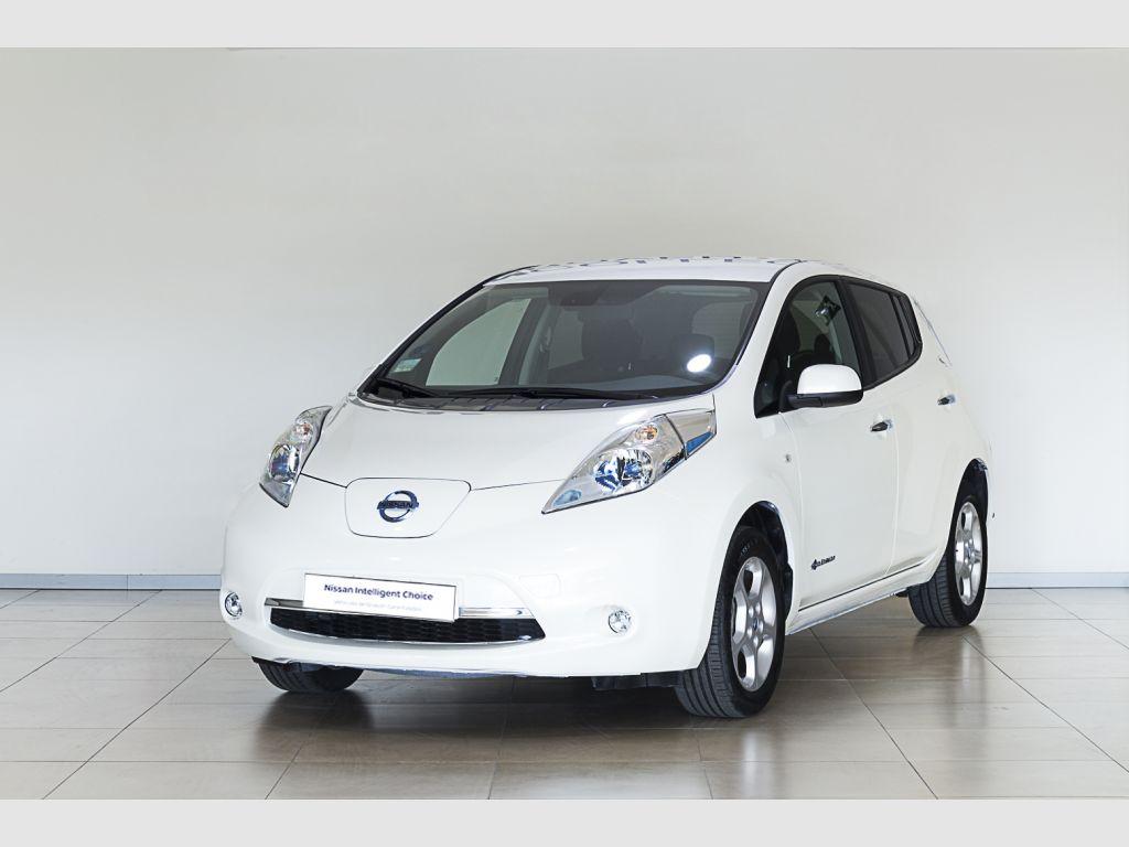Nissan LEAF 5p 109 C Acenta 30 kWh segunda mano Madrid