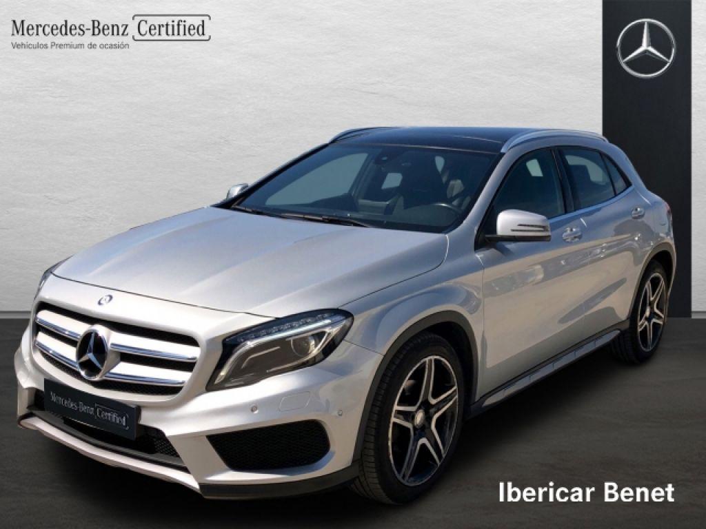 Mercedes Benz Clase GLA 200 CDI AMGLine segunda mano Málaga