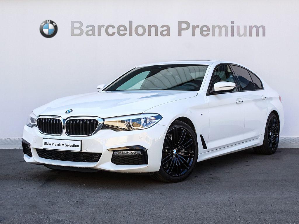 BMW Serie 5 520d segunda mano Barcelona