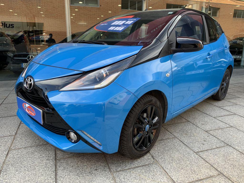 Toyota Aygo 1.0 70 x-cite segunda mano Madrid