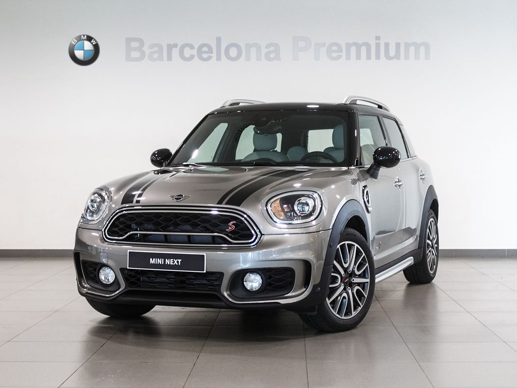 Mini Countryman Cooper SD ALL4 segunda mano Barcelona