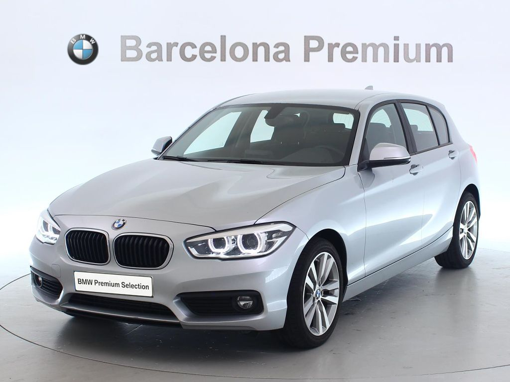 BMW Serie 1 118i segunda mano Barcelona