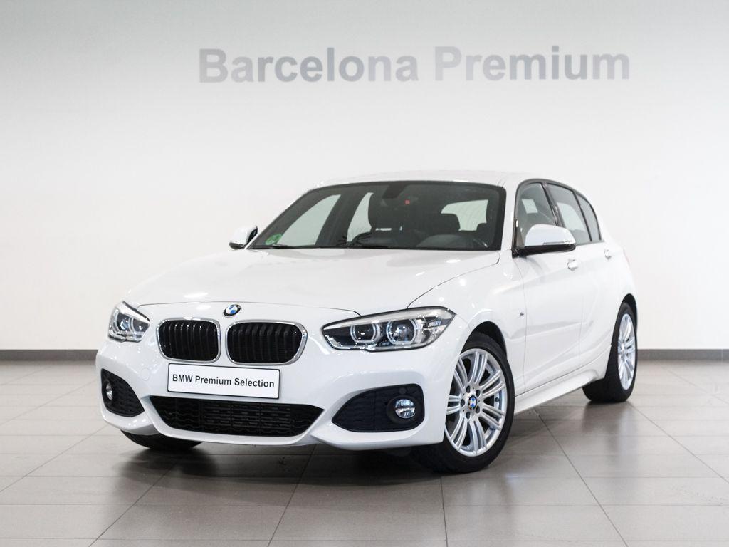 BMW Serie 1 118d segunda mano Barcelona