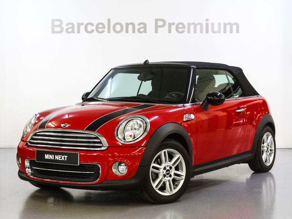 Mini Mini Cooper Cabrio segunda mano Barcelona