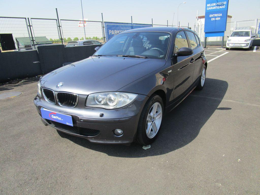 BMW Serie 1 120d segunda mano Madrid