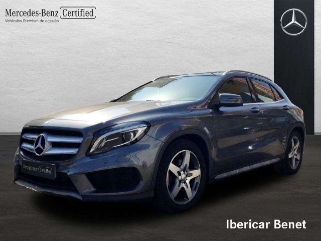 Mercedes Benz Clase GLA 220 d AMGLine segunda mano Málaga