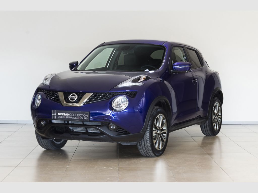 Nissan JUKE 1.5 dCi TEKNA segunda mano Madrid
