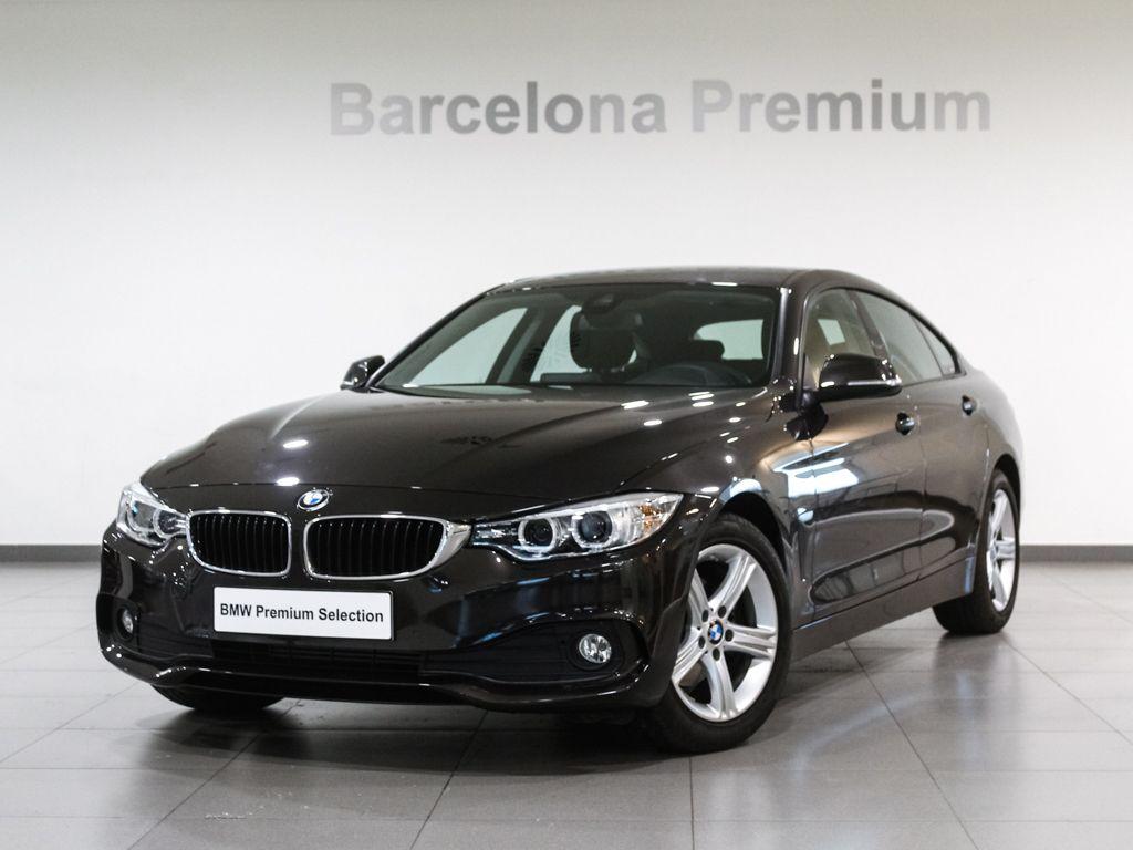BMW Serie 4 418d segunda mano Barcelona