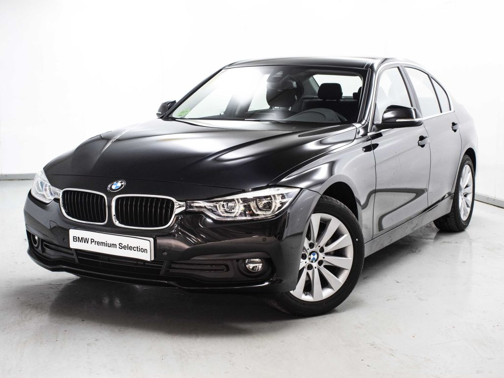 BMW Serie 3 318d Bussiness segunda mano Madrid