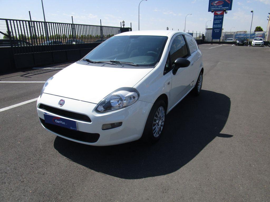 Fiat Punto Van 1.3 Multijet 75cv E5+ segunda mano Madrid