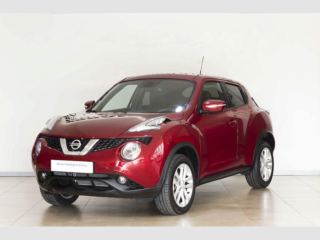 Nissan JUKE 1.5 dCi N-CONNECTA 4X2 + REPOSABRAZOS segunda mano Madrid