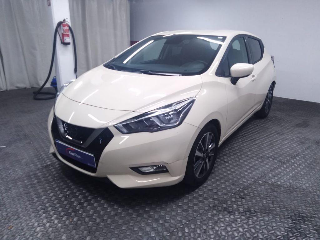 Nissan Micra 5p 1.5dCi N-CONNECTA segunda mano Madrid
