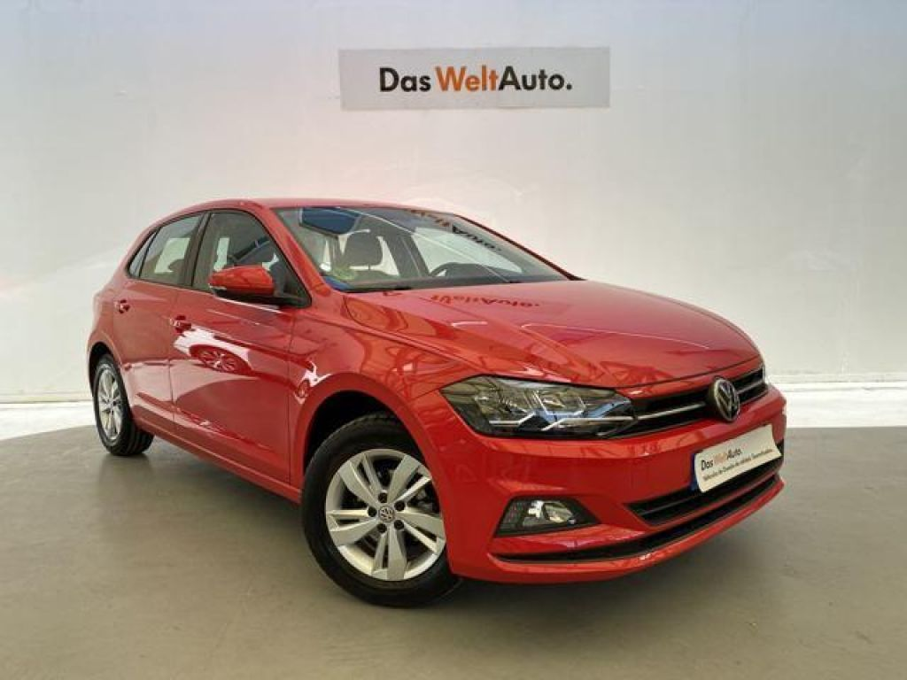 Volkswagen Polo Advance 1.0 55 kW (75 CV) segunda mano Madrid
