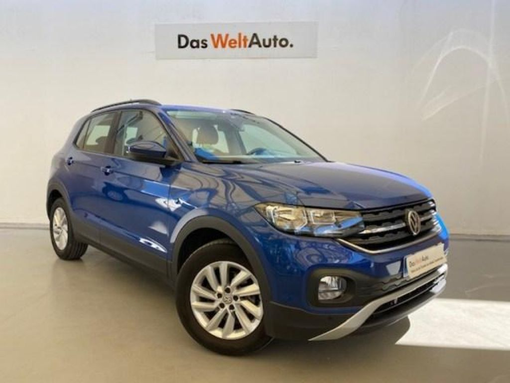 Volkswagen T-Cross Advance 1.0 TSI 70kW (95CV) segunda mano Madrid