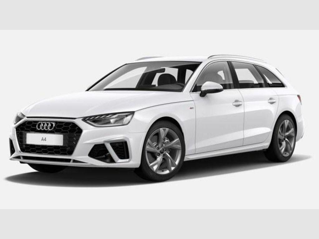 Audi A4 S line 35 TDI 120 kW (163 CV) S tronic segunda mano Madrid