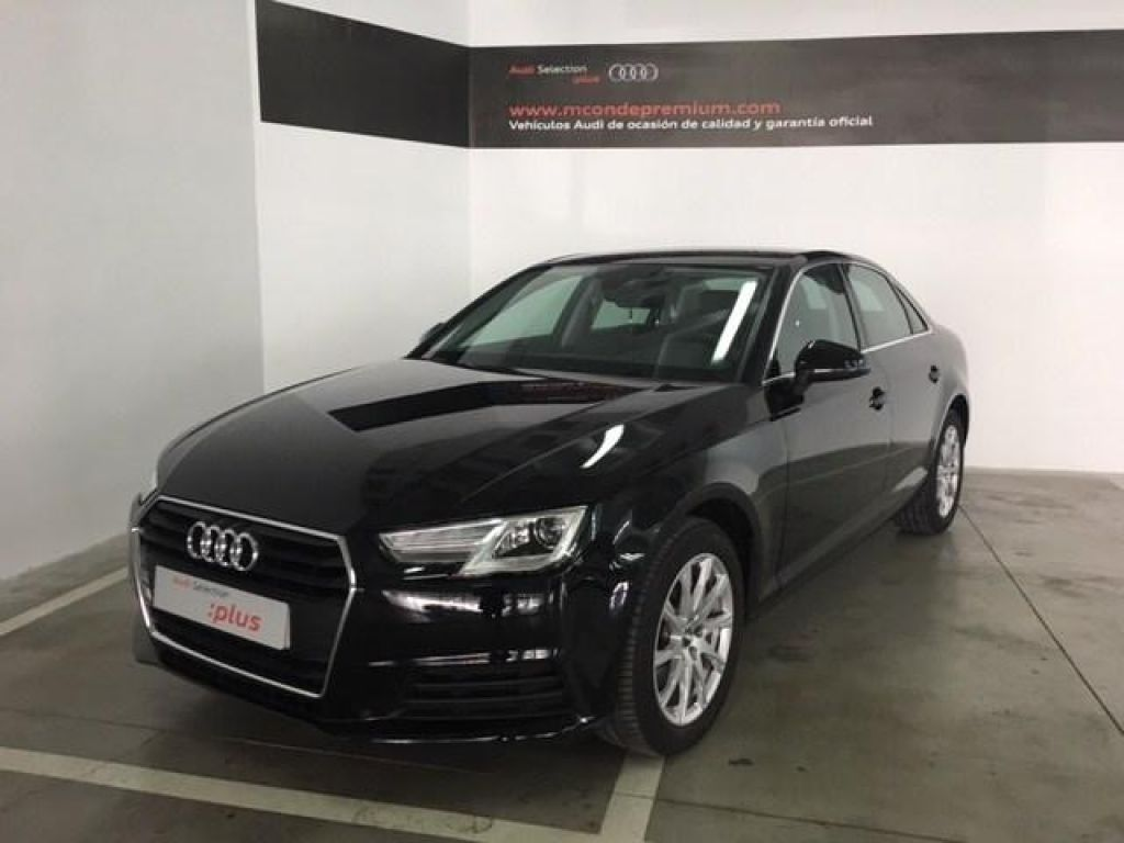 Audi A4 2.0 TDI S Tronic Advanced Edition 110 kW (150 CV) segunda mano Madrid