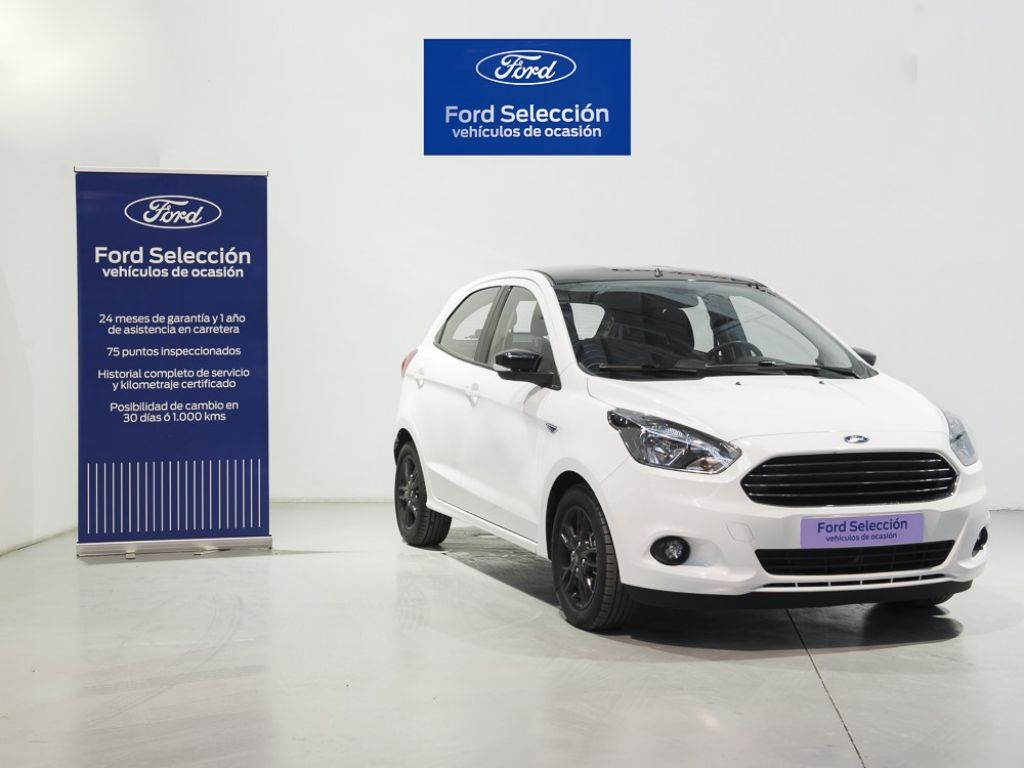 Ford Ka+ NUEVO KA  WHITE segunda mano Madrid