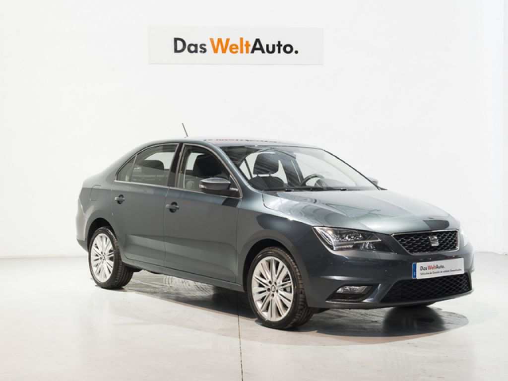 SEAT Toledo 1.6 TDI CR 115 CV STYLE ADVANCED segunda mano Madrid