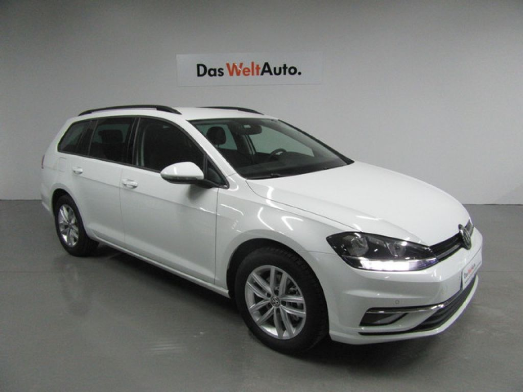 Volkswagen Golf Variant Advance 1.6 TDI BMT segunda mano Madrid