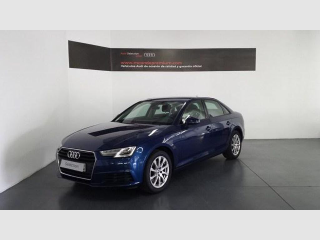 Audi A4 1.4 TFSI 150CV Advanced edition segunda mano Madrid