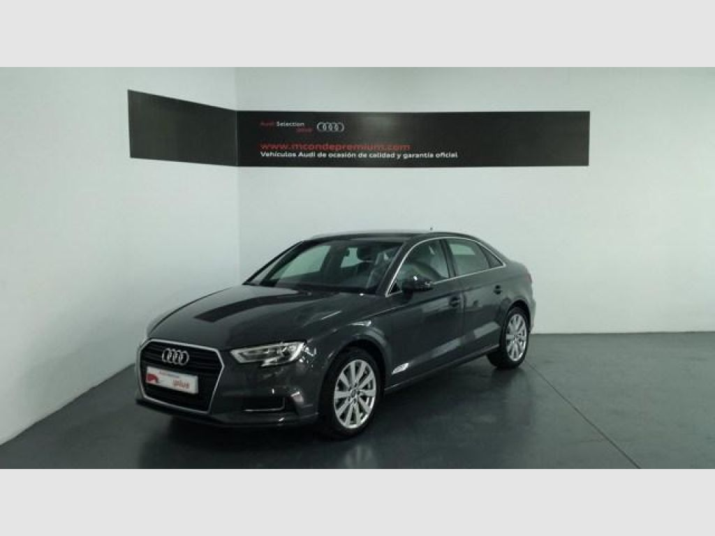 Audi A3 design edition 1.6 TDI 85kW S tron Sedan segunda mano Madrid