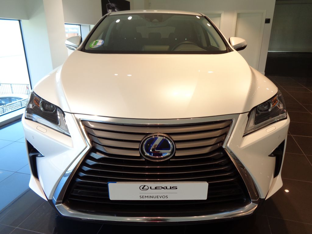 Lexus RX 450h Business segunda mano Madrid
