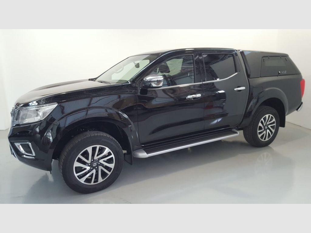 Nissan NP300 Pick Up 4X4 Doble Cabina Comfort segunda mano Madrid