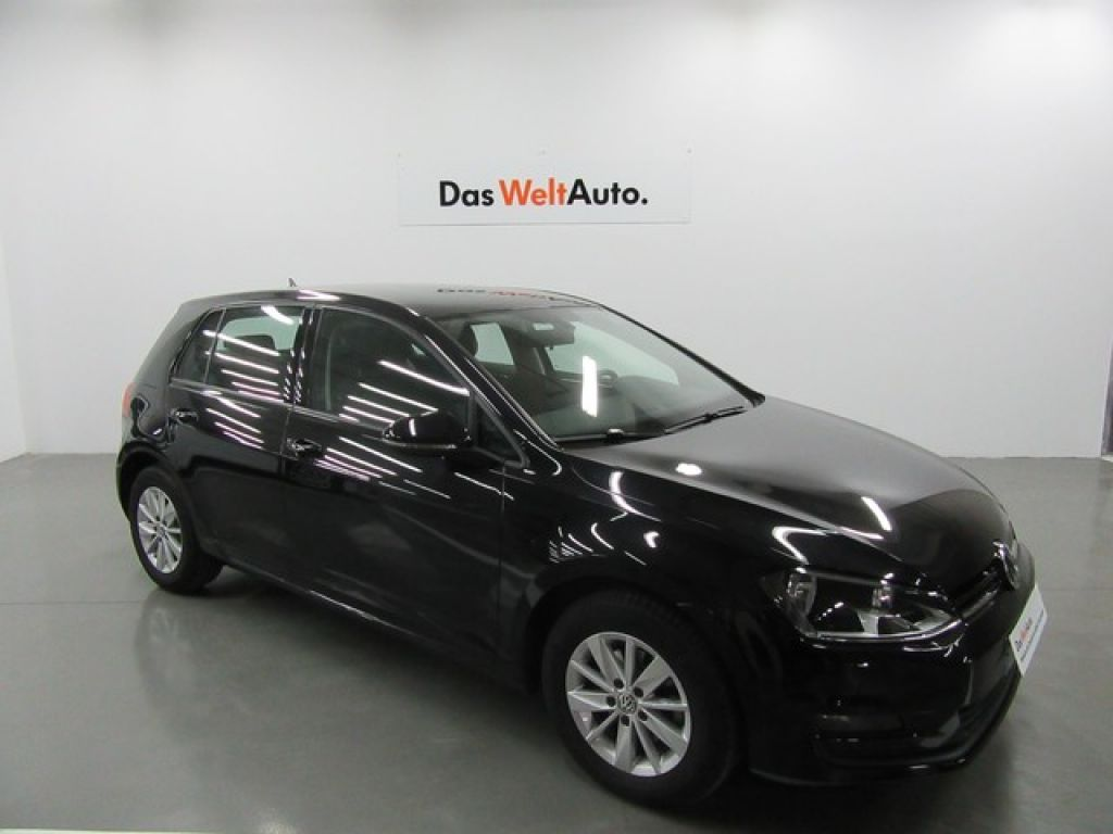 Volkswagen Golf Business 1.6 TDI 110CV BMT DSG segunda mano Madrid