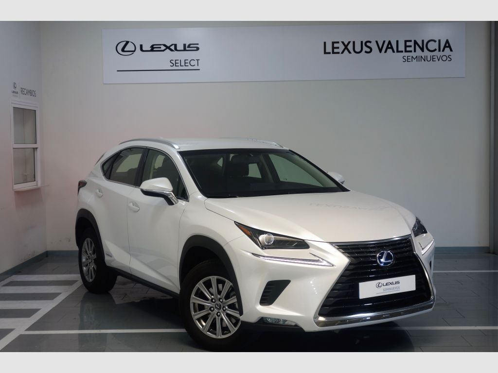 Lexus NX 300h Corporate 2WD segunda mano Madrid