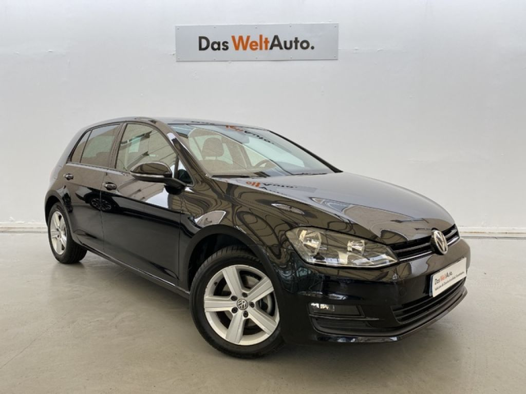 Volkswagen Golf Advance 1.6 TDI 110CV BMT segunda mano Madrid