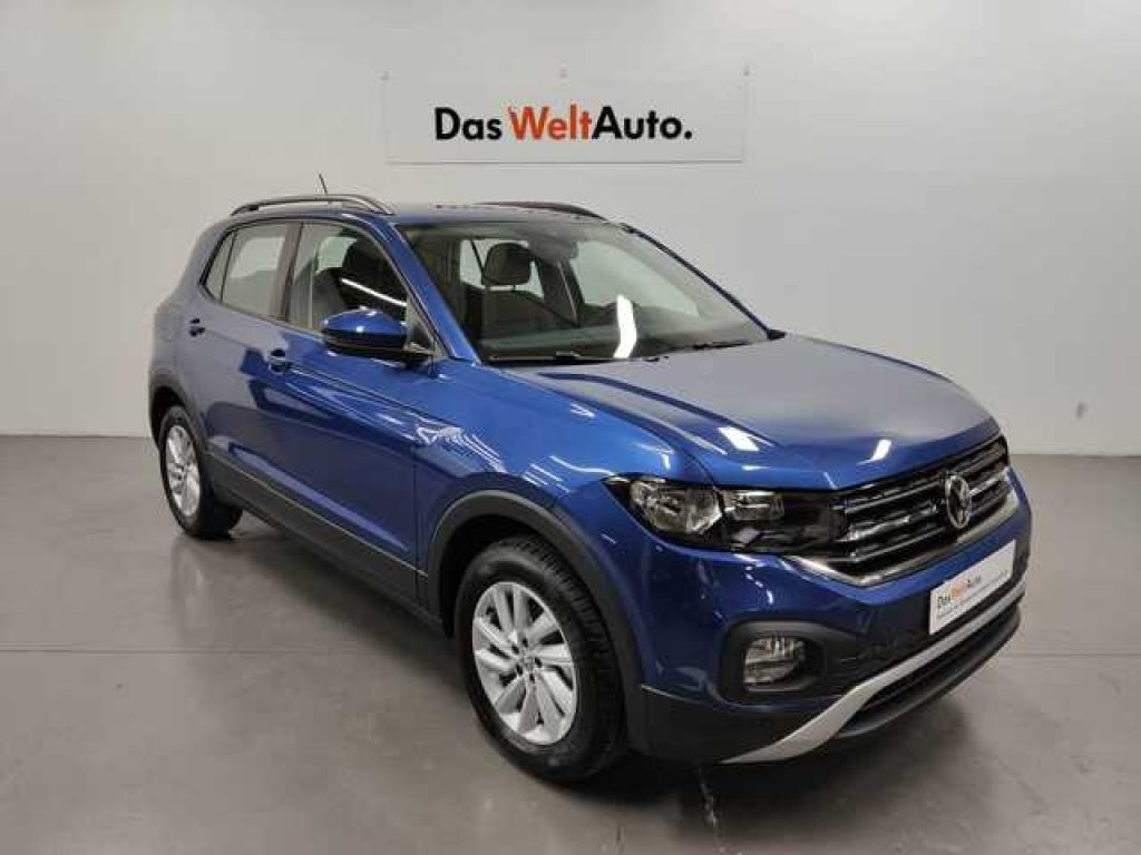 Volkswagen T-Cross 1.0 TSI Advance 70 kW (95 CV) segunda mano Madrid