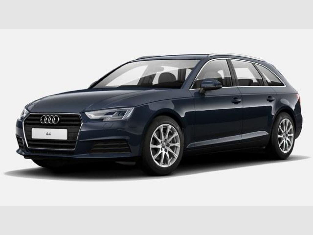 Audi A4 2.0 TDI Advanced S tronic 110 kW (150 CV) segunda mano Madrid