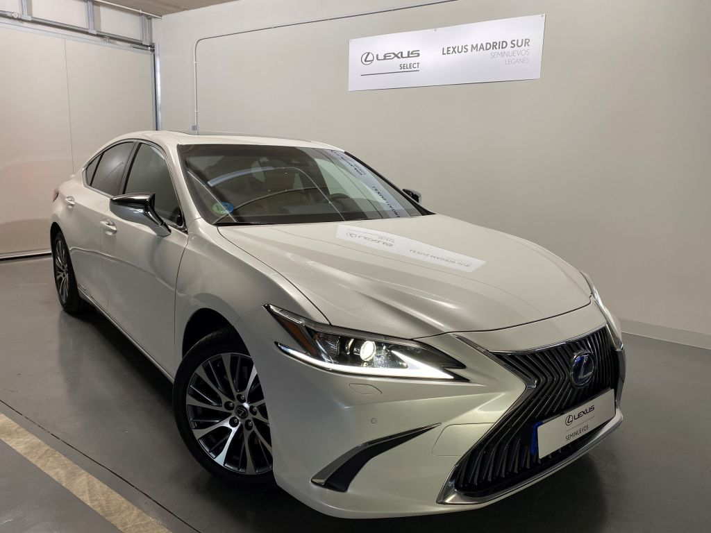Lexus ES 2.5 300h Business segunda mano Madrid