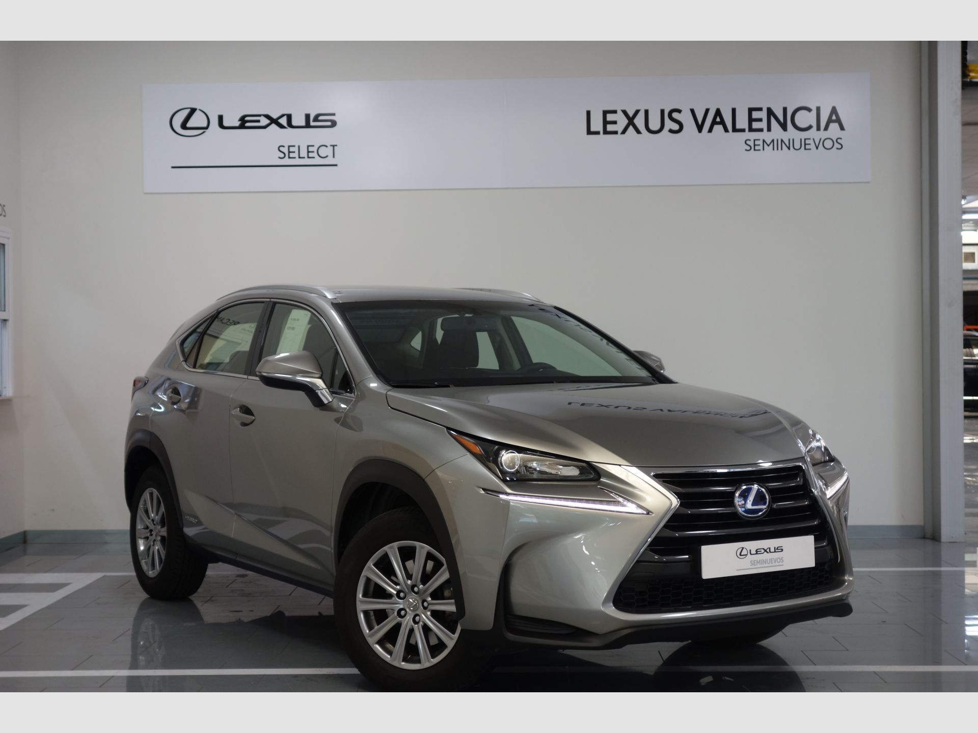 Lexus NX 2.5 300h Corporate 2WD segunda mano Madrid